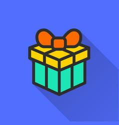 gift box surprise icon icon vector image