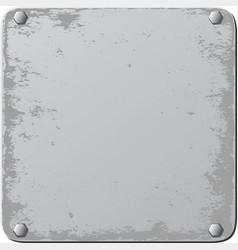 plaque vector image