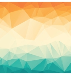 Polygonal Abstract Background vector image