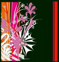summer days background vector image