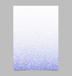 Abstract geometric dot pattern background poster vector