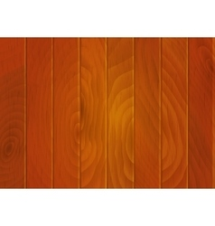 Wood texture background with empty wooden planks vector image
