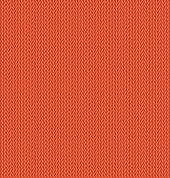 Background seamless pattern texture red wool vector