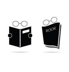 book black vector image