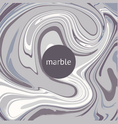 Decorative pattern with imitation of marble vector