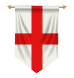 England pennant vector