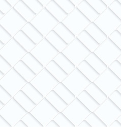 Quilling paper diagonal bricks vector