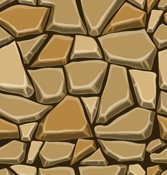 Seamless pattern with decorative stones-4 vector