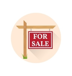 For sale Icon on the white background vector