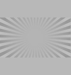 Monochrome rays background vector