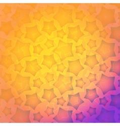 Colour Burst Background - with stars and vector image