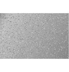 black halftone mottled background vector image
