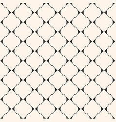 art deco seamless pattern texture with lines mesh vector image