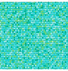 Fashion abstract geometric pattern vector image
