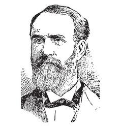 James wilson vintage vector