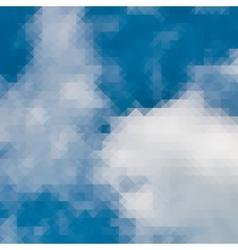Abstract sky background for design EPS10 vector image
