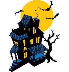 Hauntedhouse vector