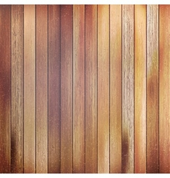 Wood texture background old panels plus EPS10 vector image vector image