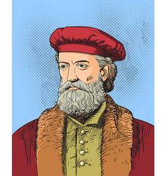 Marco polo vector