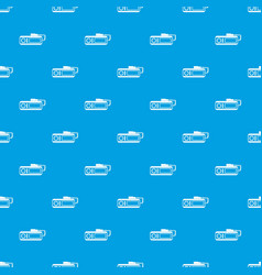 Radio taxi pattern seamless blue vector