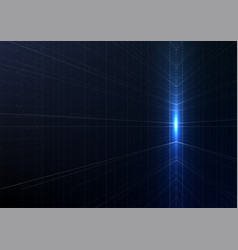 Technological intelligent metric space abstract vector