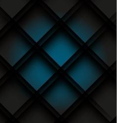 Blue Block Background vector image