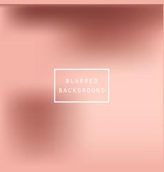 Dusty cedar foil background pink silk smooth vector