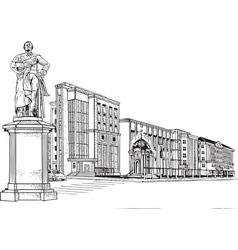 Monument vector