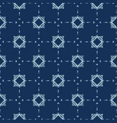 Faded geometric tie dye effect background vector