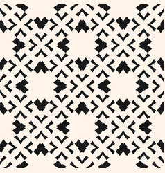 seamless ornamental pattern in asian style vector image