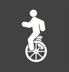 Unicycle vector