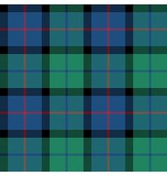 Flower of scotland tartan fabric texture seamless vector