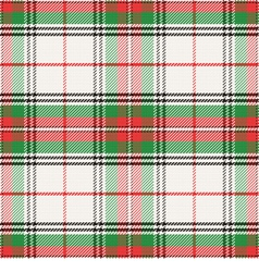 seamless pattern Scottish tartan Stewart vector image