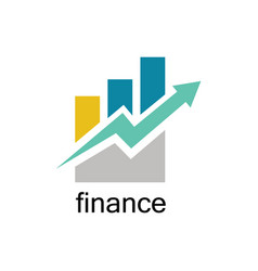 trade finance logo vector image
