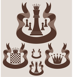 Chess Symbol vector image