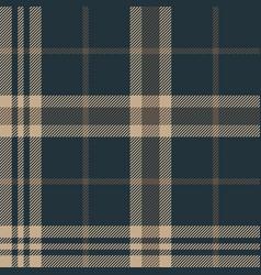 Tartan check plaid pattern vector