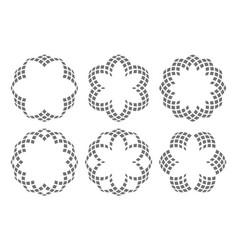 arabesque vector image vector image