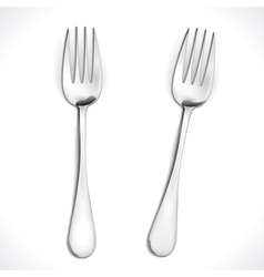 Fork vector image vector image