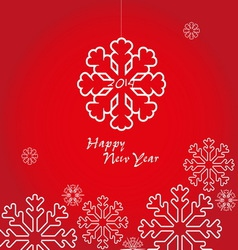 christmas and new year1 02 01 resize vector image