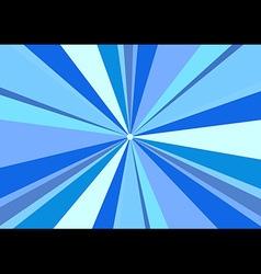 Rays Radius Background Center Blue vector