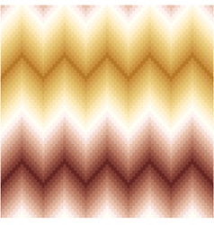 Seamless retro zig zag texture background vector