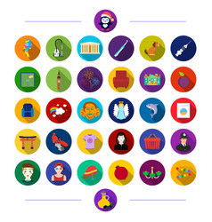 hygiene medicine animals and other web icon in vector image