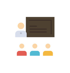 teamwork business human leadership management vector image