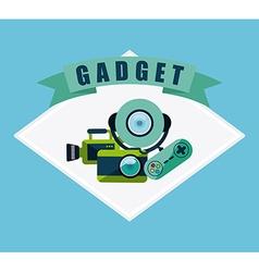 Gadget tech vector