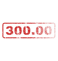 30000 rubber stamp vector image