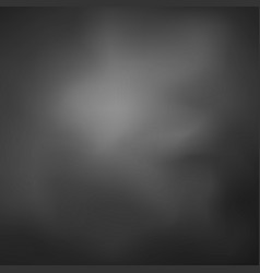 black chalkboard with stains texture on background vector image