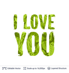 spring green bright symbols text vector image