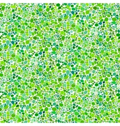 Ditsy pattern with many small leaves vector image