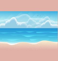 Summer background concept creative special vector