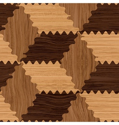wooden pattern vector image
